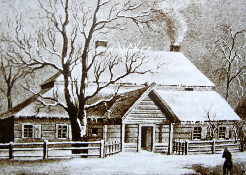 Dom rodzinny Tadeusza Kościuszki